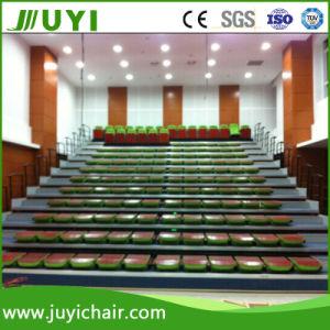 Indoor Bleachers Retractable Bleachers Tribune Telescopic Grandstand Jy-765 pictures & photos