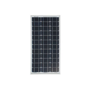 Monocrystal Solar Panel 50W on Roof or Solar Street Light pictures & photos