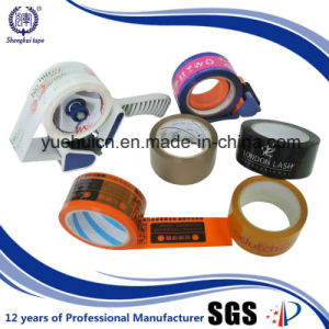 Dongguan Factory Fast Production Logo Printed Adhesive Tape pictures & photos