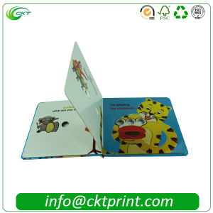 Custom Children Board Book on Demand (CKT-BK-534) pictures & photos