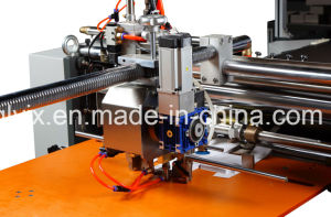 Auotmatic Visual Positioning Robotic Robot Arm Box Making Machine (just do the positioning) pictures & photos