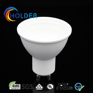 PA Thermal Conductive Plastic LED Cup Match GU10 LED Light pictures & photos