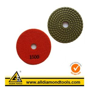 Wet Polishing Pad for Marble, Granite, Concrete pictures & photos