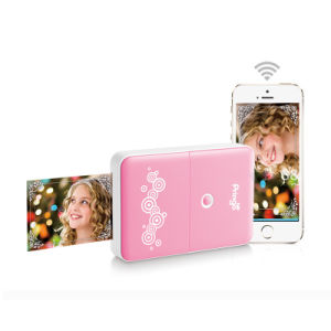 2016 Mobile Pocket Smart Printer WiFi Portable Mini Photo Printer for Ios and Android Devices Smartphone pictures & photos