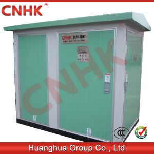 Color Plate Inteligent Package Substation pictures & photos