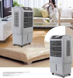 30L Water Evaporative Home Small Air Cooler with Remote Control pictures & photos