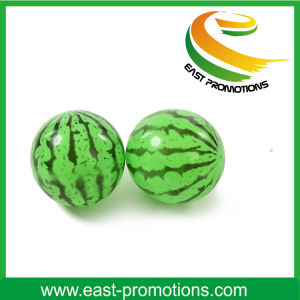 High Quality PU Foam Stress Watermelon Toy Ball pictures & photos