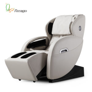 Leather Luxury Full Body Massage Chair for Home and Office pictures & photos