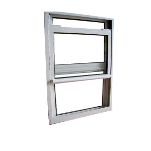 Bathroom Window Design Aluminum Single Hung Window pictures & photos
