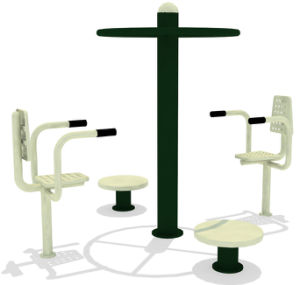 High Quality Gym Outdoor Gym Outdoor Fitness Equipment (TY-41064) pictures & photos