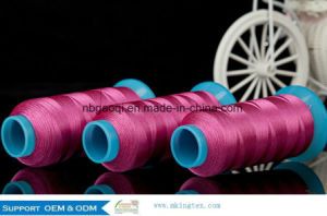 Hot Sale 50d/2 75D/2 120d/2 150d/2 100% Polyester Embroidery Thread with Oeko-Tex Certificate pictures & photos