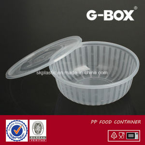 Plastic Food Container with Lids (1.3L) pictures & photos