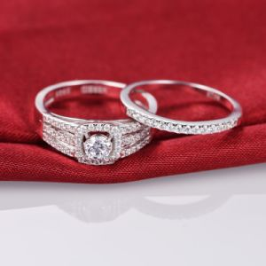 Sparkling Engagement Rings - Set 13 pictures & photos