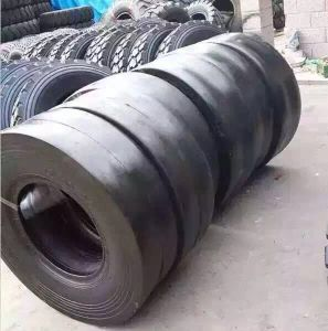 Smooth Tyre 13/80-20 14/70-20 C-1 Pattern, Advance Brand, Road Roller Tyre OTR Tyre pictures & photos