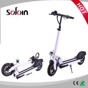 Hot Sale 36V Foldable Brushless Motor 2 Wheel Electric Scooter (SZE350S-1) pictures & photos