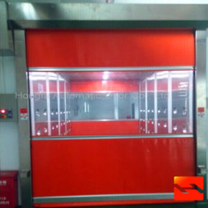 Aluminum Alloy Roller Shutter Door pictures & photos
