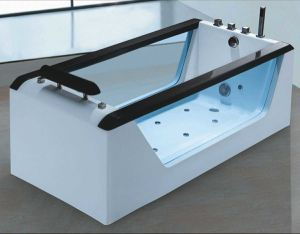 1750mm Rectangle Jacuzzi (AT-9802) pictures & photos