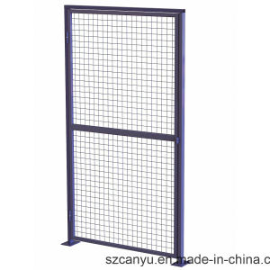 PVC Coated Galvanized Garden Partition Wire Mesh Panels pictures & photos