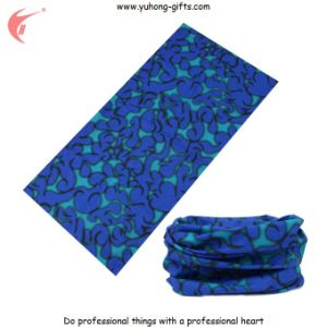 Multifunctional Seamless Bandana Scarf for Promotion (YH-HS064) pictures & photos