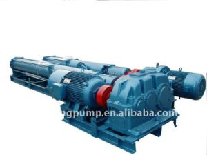 Xinglong Single Screw Pump for Coal Water Slurry Preparation pictures & photos