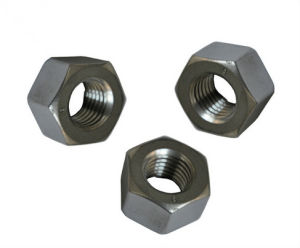 DIN934 8.8 Grade Hexgon Head Nuts pictures & photos