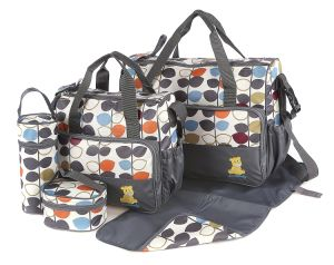 Changing Pad Multifunctional Outdoor Travel Baby Diaper Mummy Bag pictures & photos