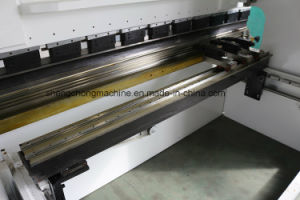 Wc67k 125t/4000 Digital Display 3mm Thick Plate Press Brake pictures & photos