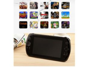Gpd Q9 Gamepad Rk3288 7 Inch Touch Screen Android 4.4 Quad Core Handheld Game Console 2GB+16GB 3D Game Player 0.3MP Camera Game Tablet PC pictures & photos