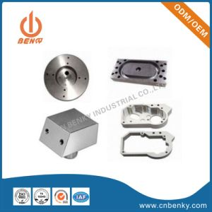 Precision CNC Machining Al Box Parts pictures & photos