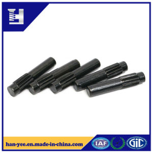 Black Small Carbon Steel Stud Bolt pictures & photos