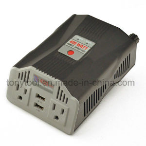 400W DC to AC Power Inverter with USB Charger pictures & photos