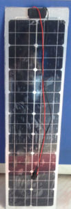 Semi Flexible Solar Panel /Solar Module for Boat Use pictures & photos