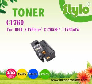 C1760 Bk/C/M/Y Color Toner Cartridges Made in China pictures & photos