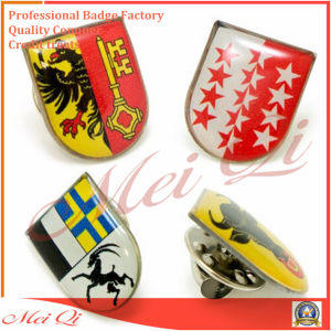Customized Lapel Pin with 2D/3D Design Used as Promotion Gifts pictures & photos