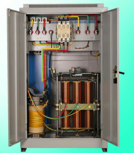 SBW Series Three Phase 200kVA Compensation Voltage Stabilizer pictures & photos