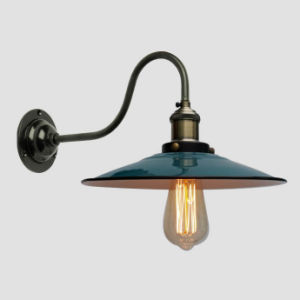 Industrial Vintage Style Enamel Wall Lighting with Ce Rhos Certification