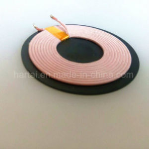 Qi Wireless Charging Coil Wireless Charger Inductor Receiver Coil pictures & photos