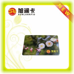 Hot Sale ISO Protocol PVC RFID Card with ISO Cr80 pictures & photos