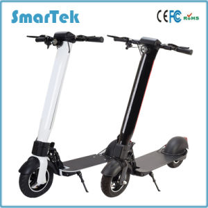 Electric Bike Stepper Scooter with UL Certificate S-005-1 pictures & photos