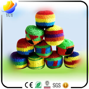 High Quality Colorful Silicone Rubber Emjoy Ball pictures & photos