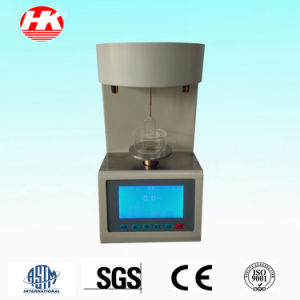 HK-971 Automatic Petroleum Oil Surface Tensiometer pictures & photos