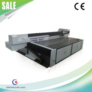 High Speed Flooring Panel UV LED Flatbed Printer pictures & photos