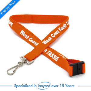 High Quality Promotion Polyester Lanyard Gift pictures & photos