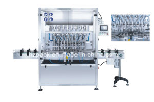 Automatic Water Filling Machine/Paste Filler/Paste Filling Machine pictures & photos