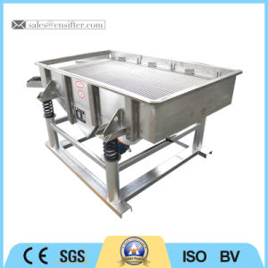 Stainless Steel Square Linear Vibration Sieve pictures & photos