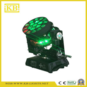 19PCS B-Eye Osram LED Moving Head Stage Lighting with Zoom pictures & photos