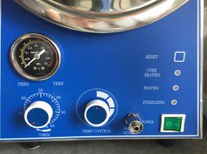 Table Top Pressure Steam Autoclave Sterilizer pictures & photos