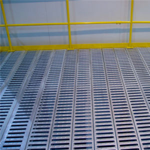 Steel Decking Panels for Mezzanine Flooring pictures & photos