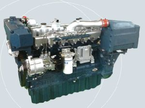 112kw~162kw Marine Engine (YC6A) pictures & photos