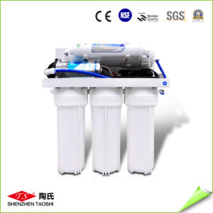 50g Under Sink RO Manual Flushing Water Purifier pictures & photos